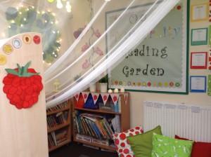 Year 4 Reading Area