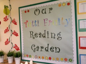 Year 4 Reading Area